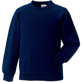 textil Barn Sweatshirts Jerzees Schoolgear 7620B Franska flottan