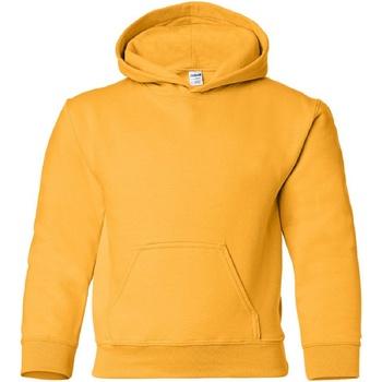 textil Barn Sweatshirts Gildan 18500B Guld
