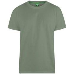 textil Herr T-shirts Duke Flyers-2 Khaki