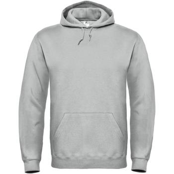 textil Dam Sweatshirts B And C WUI21 Grått