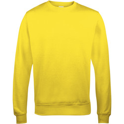 textil Herr Sweatshirts Awdis JH030 Solgult