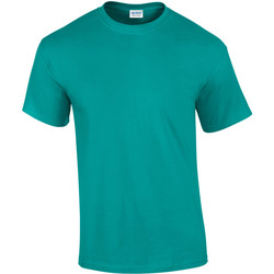 textil Herr T-shirts Gildan Ultra Jade