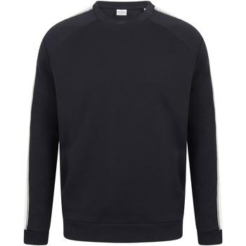 textil Sweatshirts Skinni Fit SF523 Marinblått/vit