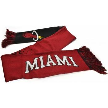Accessoarer Halsdukar Miami Heat  Röd/Svart