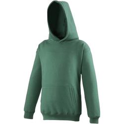 textil Barn Sweatshirts Awdis JH01J Flaskegrön