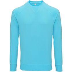 textil Herr Sweatshirts Asquith & Fox Coastal Ljusa havet