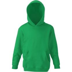 textil Barn Sweatshirts Fruit Of The Loom SS273 Kelly Green
