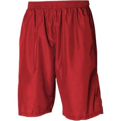 textil Herr Shorts / Bermudas Tombo Teamsport Longline Röd / Röd