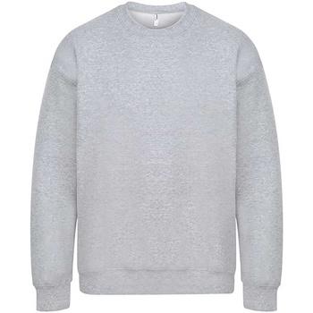 textil Herr Sweatshirts Casual Classics  Sport Grå