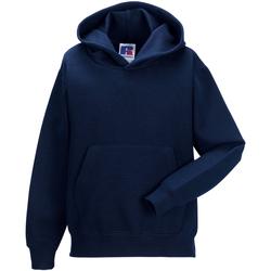 textil Barn Sweatshirts Jerzees Schoolgear 575B Franska flottan