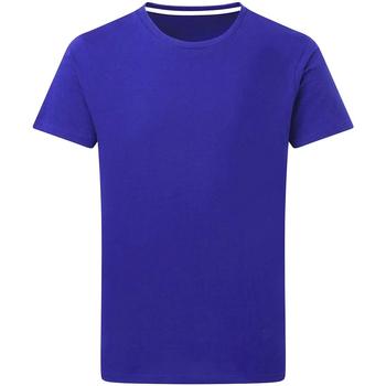 textil Herr T-shirts Sg Perfect Kunglig blå