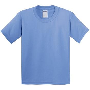 textil Barn T-shirts Gildan 5000B Carolina Blue