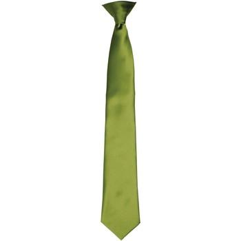 textil Herr Slipsar och accessoarer Premier PR755 Oasis Green