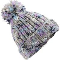 Accessoarer Mössor Beechfield B487 Lavendel Twist