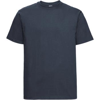 textil Herr T-shirts Russell 215M Franska flottan