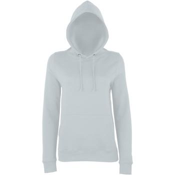 textil Dam Sweatshirts Awdis Girlie Grått