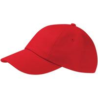 Accessoarer Keps Beechfield B58 Klassiskt röd