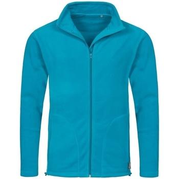 textil Herr Fleecetröja Stedman  Hawaii Blue