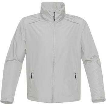 textil Herr Vår/höstjackor Stormtech Nautilus Cool Silver
