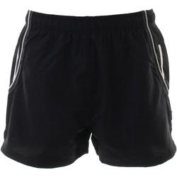 textil Herr Shorts / Bermudas Gamegear KK924 Svart/vit