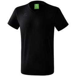 textil Herr T-shirts Erima T-Shirt  style noir