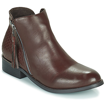 Skor Dam Boots Xti  Brun