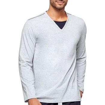 textil Herr Pyjamas/nattlinne Impetus GO42024 073 Grå