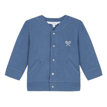 textil Pojkar Koftor / Cardigans / Västar Absorba NOLA Blå