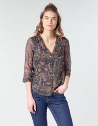 textil Dam Blusar Vero Moda VMGLAMMY Marin