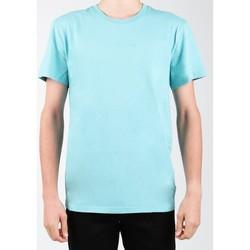 textil Herr T-shirts DC Shoes DC SEDYKT03376-BHA0 blue