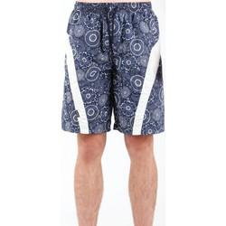 textil Herr Shorts / Bermudas Zagano 5603-115 navy , white