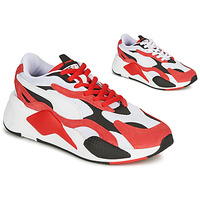 Skor Sneakers Puma RS-X3 Röd / Vit