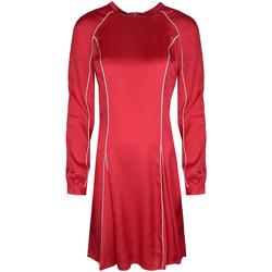 textil Dam Korta klänningar Pinko  Vit