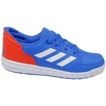 Skor Pojkar Sneakers adidas Originals Altasport K Blå
