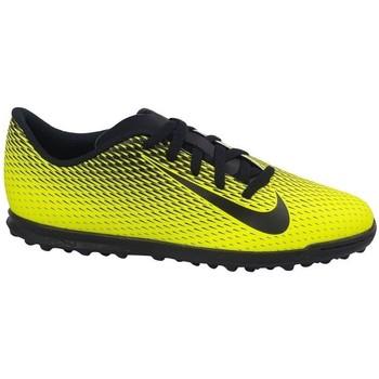 Skor Barn Fotbollsskor Nike JR Bravatax II TF Svarta, Gula