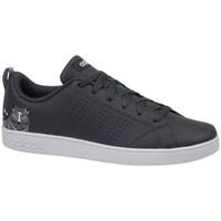 Skor Barn Sneakers adidas Originals VS Advantage CL K Vit,Svarta