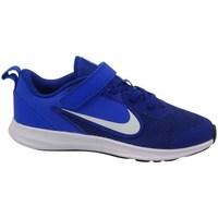 Skor Barn Snörskor & Lågskor Nike Downshifter 9 Psv Blå