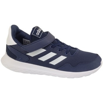 Skor Barn Sneakers adidas Originals Archivo C Grafit,Vit