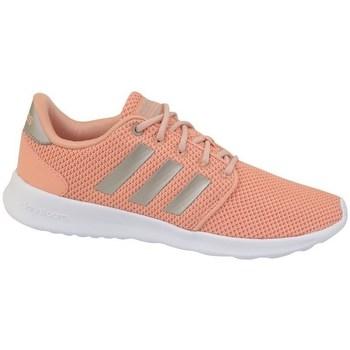 Skor Dam Sneakers adidas Originals QT Racer Orange