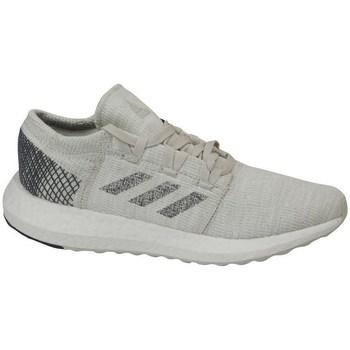 Skor Barn Löparskor adidas Originals Pureboost GO J Gråa
