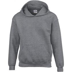 textil Barn Sweatshirts Gildan 18500B Grafit Heather