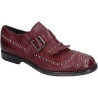 Skor Dam Loafers Moma Klassisk BP885 Violett