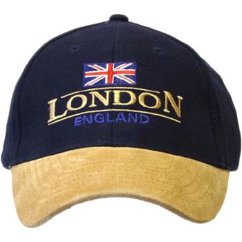 Accessoarer Herr Keps England  Som visas