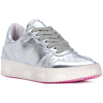 Skor Herr Sneakers At Go GO MOON ARGENTO Grigio