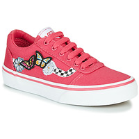 Skor Flickor Sneakers Vans WARD Rosa