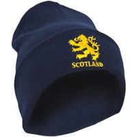 Accessoarer Herr Mössor Scotland  Marinblått