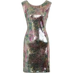 textil Dam Korta klänningar Girls On Film  Silver