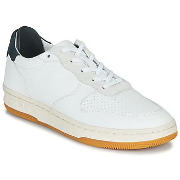 Skor Sneakers Claé MALONE Vit / Blå