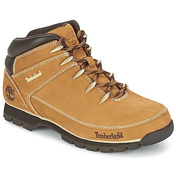 Skor Herr Boots Timberland EURO SPRINT HIKER Vetefärgad
