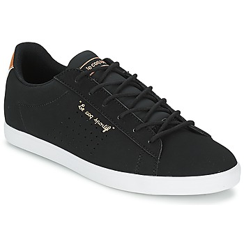 Skor Dam Sneakers Le Coq Sportif AGATE LO Svart